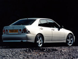 Photos of Lexus IS 200 UK-spec (XE10) 1999–2005