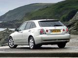 Photos of Lexus IS 200 SportCross UK-spec (XE10) 2002–05