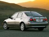 Photos of Lexus IS 300 Sport (XE10) 2003–05
