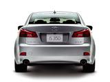 Photos of Lexus IS 350 JP-spec (XE20) 2005–08