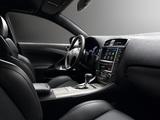 Photos of Lexus IS 250 EU-spec 2008–10