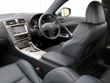 Photos of Lexus IS F UK-spec (XE20) 2008–10
