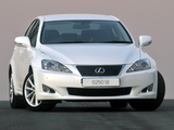 Photos of Lexus IS 250 SE ZA-spec (XE20) 2008–10