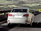 Photos of Lexus IS 350 ZA-spec (XE20) 2011–13