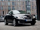 Photos of Lexus IS 250C UK-spec (XE20) 2011