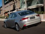 Photos of Lexus IS 250 EU-spec (XE30) 2013