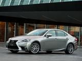 Photos of Lexus IS 250 AU-spec (XE30) 2013