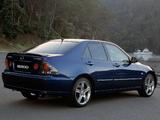 Pictures of Lexus IS 300 AU-spec (XE10) 2001–05