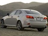 Pictures of Lexus IS 350 (XE20) 2005–08