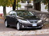 Pictures of Lexus IS 250 (XE20) 2008–10