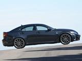 Pictures of Lexus IS F EU-spec (XE20) 2008–10