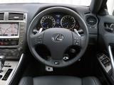 Pictures of Lexus IS F UK-spec (XE20) 2008–10