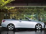 Pictures of Lexus IS 250C EU-spec (XE20) 2009–10