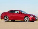 Pictures of Lexus IS 250C EU-spec (XE20) 2010