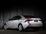 Pictures of Lexus IS 250 EU-spec (XE30) 2013