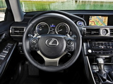 Pictures of Lexus IS 300h EU-spec (XE30) 2013