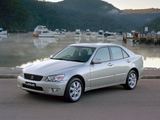 Lexus IS 200 AU-spec (XE10) 1999–2005 wallpapers