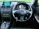 Lexus IS 300 UK-spec (XE10) 2001–05 wallpapers