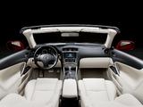 Lexus IS 250C EU-spec (XE20) 2009–10 wallpapers