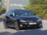 Lexus IS F EU-spec (XE20) 2010–13 wallpapers