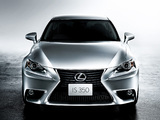 Lexus IS 350 JP-spec (XE30) 2013 wallpapers