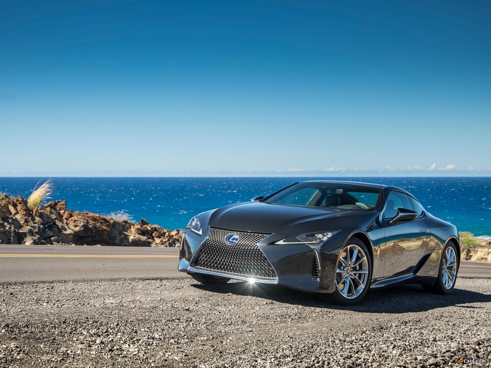 Images of Lexus LC 500h North America 2017 (1600 x 1200)