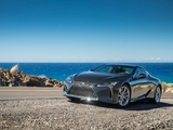 Images of Lexus LC 500h North America 2017