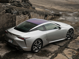Lexus LC 500 North America 2017 images