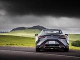 Lexus LC 500h North America 2017 wallpapers