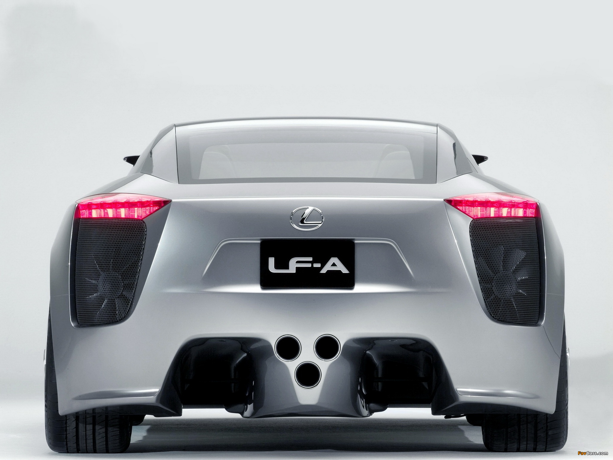 Images of Lexus LF-A Concept 2005 (2048x1536)