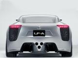 Images of Lexus LF-A Concept 2005