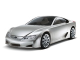 Images of Lexus LF-A Concept 2005