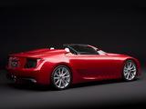 Images of Lexus LF-A Roadster Concept 2008
