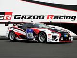 Images of GAZOO Racing Lexus LF-A 24-hour Nürburgring 2009–12