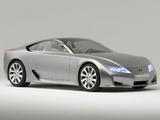 Lexus LF-A Concept 2005 photos