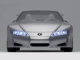Lexus LF-A Concept 2005 wallpapers