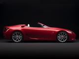 Lexus LF-A Roadster Concept 2008 pictures