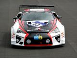 GAZOO Racing Lexus LF-A 24-hour Nürburgring 2009–12 images