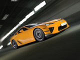 Lexus LFA Nürburgring Performance Package 2010–12 pictures