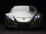 Lexus LF-A Sports Car Concept 2007 images