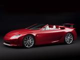 Photos of Lexus LF-A Roadster Concept 2008