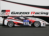 Photos of GAZOO Racing Lexus LF-A 24-hour Nürburgring 2009–12
