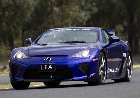 Lexus Lfa Wallpapers