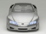 Pictures of Lexus LF-A Concept 2005