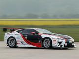 Pictures of GAZOO Racing Lexus LF-A 24-hour Nürburgring 2009–12