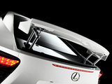 Lexus LFA 2010–2012 wallpapers