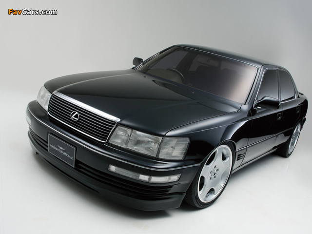 Images of WALD Lexus LS 400 (UCF10) 1990–94 (640 x 480)