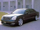 Images of WALD Lexus LS 430 (UCF30) 2000–03