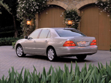 Images of Lexus LS 430 (UCF30) 2000–03