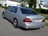 Images of Lexus LS 430 EU-spec (UCF30) 2003–06